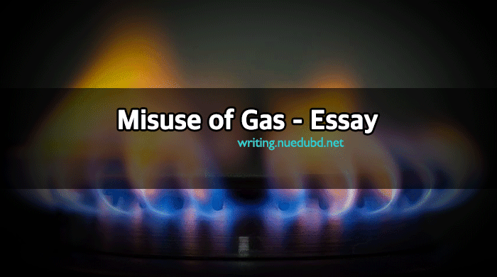 Misuse of Gas Essay