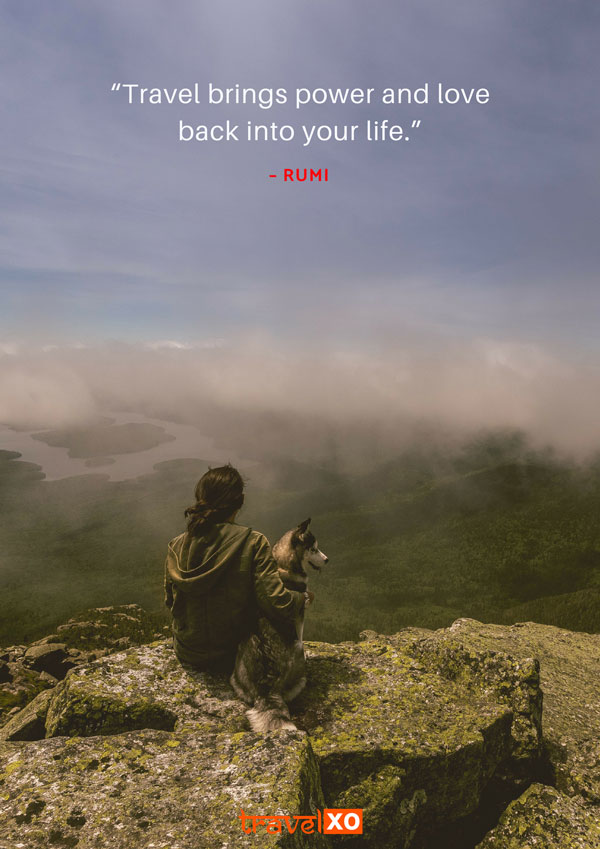 20 Best Travel Quotes For Travel Inspiration