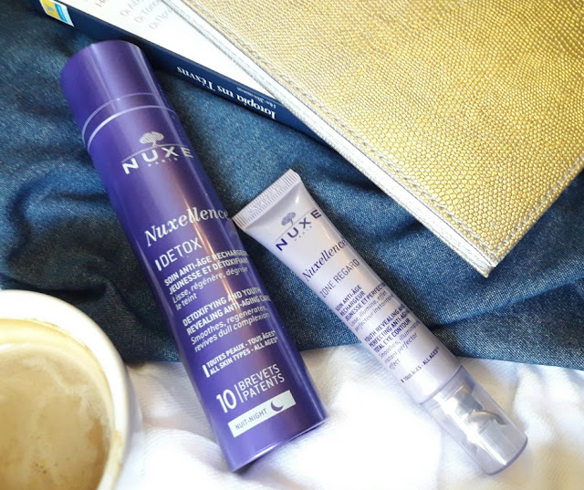 Nuxellence Skincare review