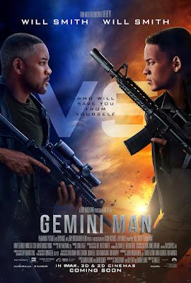 Gemini Man 2019 Movie Poster 2
