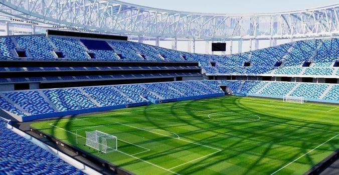 Nizhny Novgorod Stadium, Stadion Piala Dunia 2018