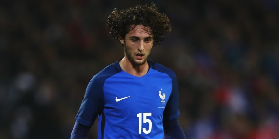 Adrien Rabiot PSG and France star