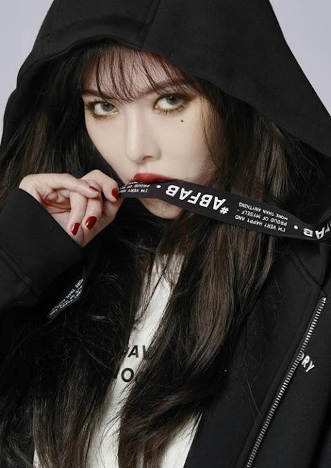✰PHOTO✰ Hyuna dla Clriden Magazine