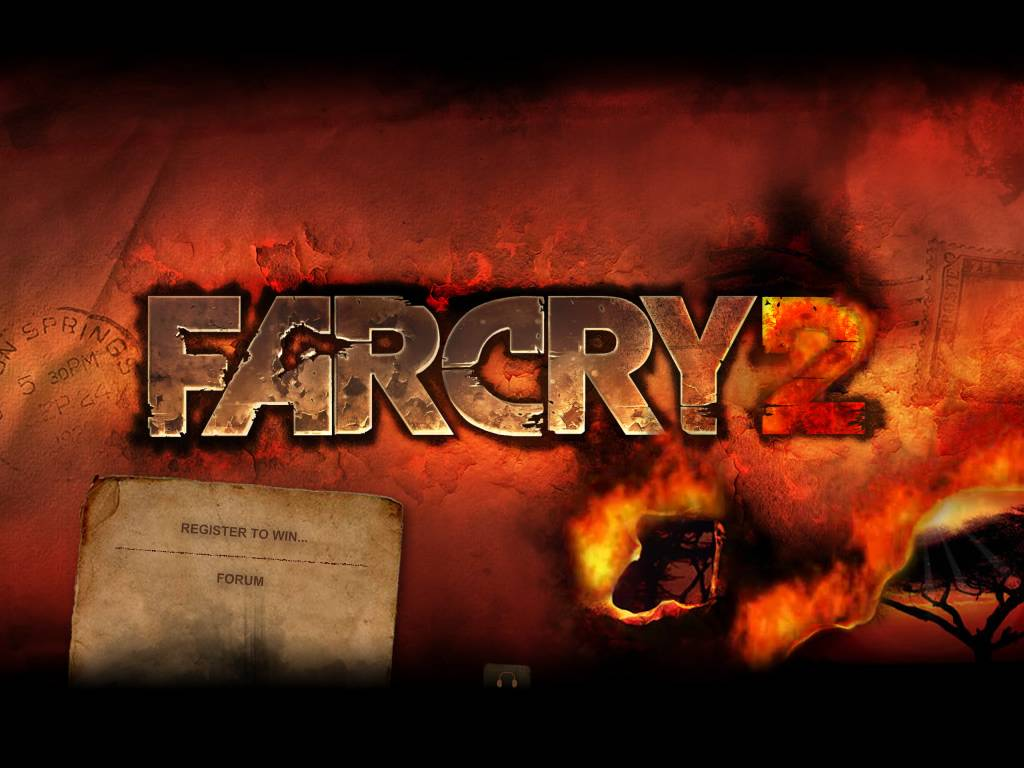 Wallpaper Blog Far Cry 2 Wallpaper Hd