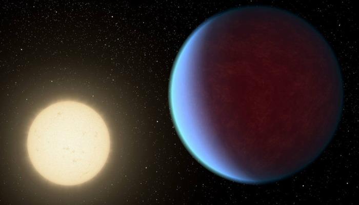 Un exoplaneta gigante podría tener su atmósfera igual a la de la Tierra