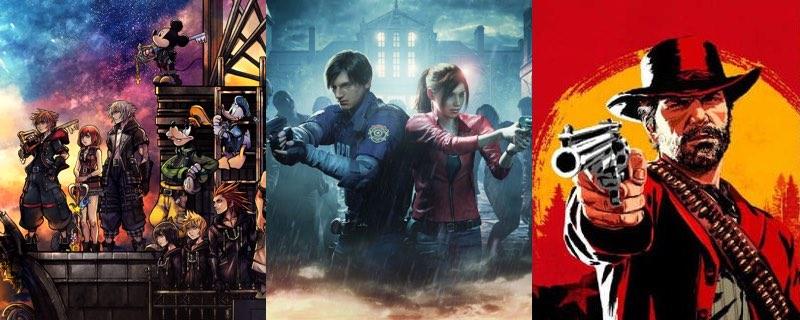 AEVI desvela los juegos más vendidos en Febrero