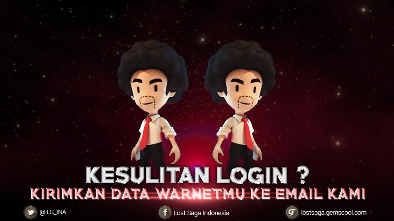 Punya Masalah Login di Lost Saga Indonesia? Ini Hal Yang Harus Kamu Lakukan