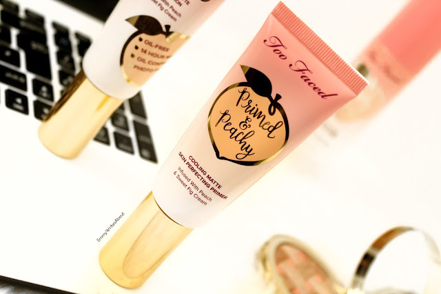 Too Faced Primed and Peachy Primer Review