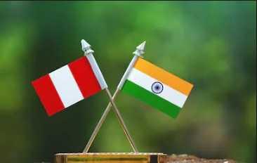 India and Peru signed MoU