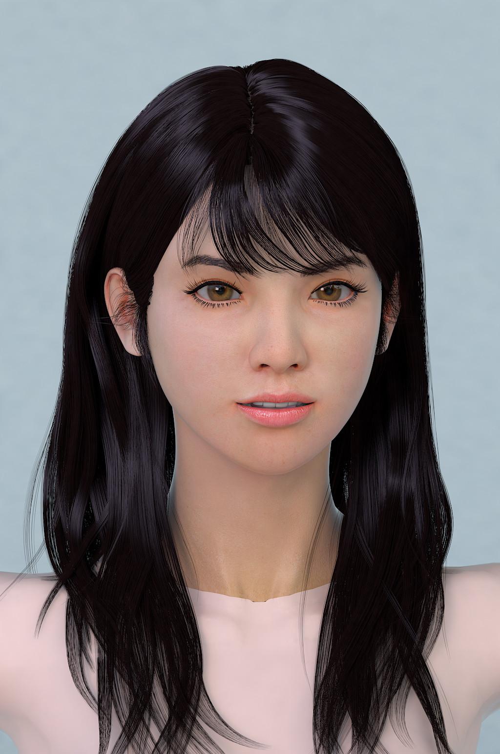Digital Paintings by 丝 铁