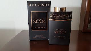 عطر بولغاري الاسود | Bvlgari Man In Black
