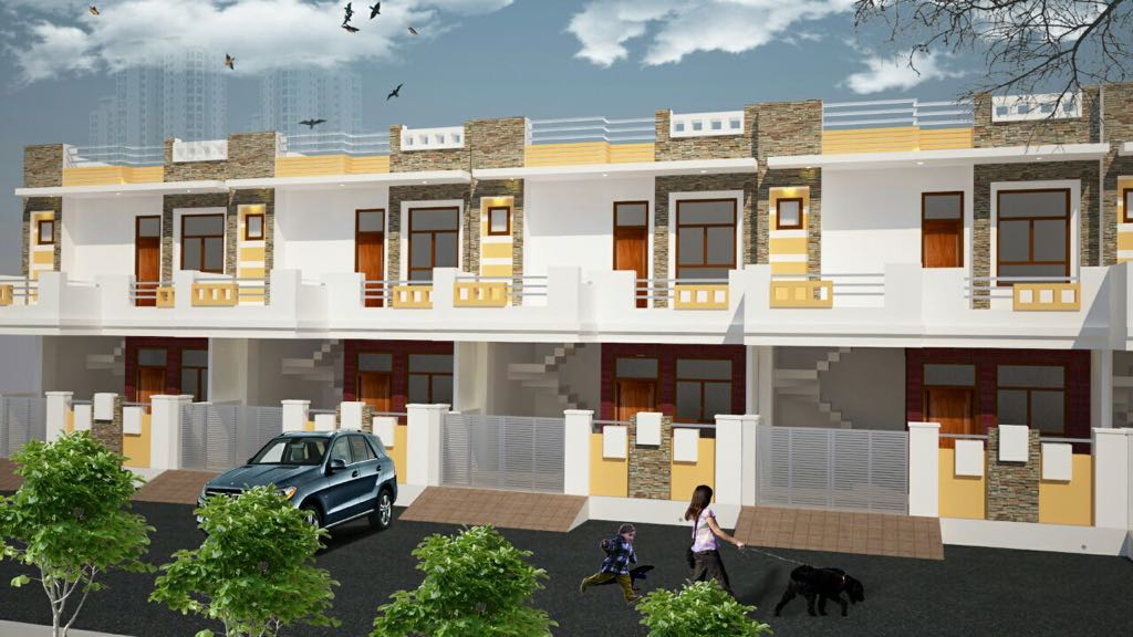 Row House - Project Details