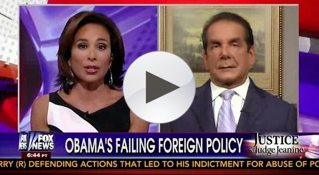 http://www.breitbart.com/Breitbart-TV/2014/08/17/Krauthammer-Anti-Semitism-Is-Back-in-Vogue