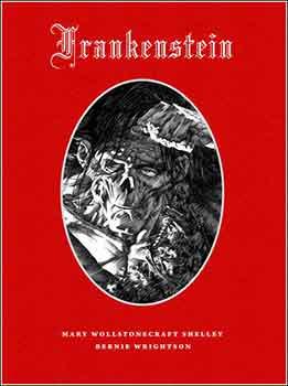 Adaptación de Frankenstein a cargo del gran Bernie Wrightson.