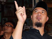 Ahmad Dhani Bikin Pak Prabowo Tambah Semangat Maju Capres