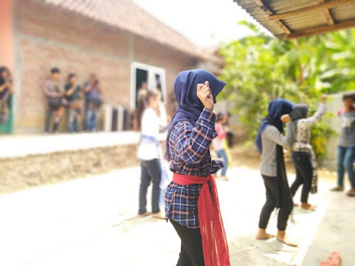 belajar menari tradisional