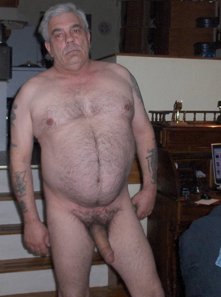 Nude Fat Hairy Man Naked Photos