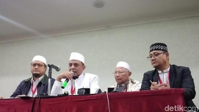 GNPF Tinggalkan Prabowo Jika Tak Teken Pakta Ijtimak Ulama II