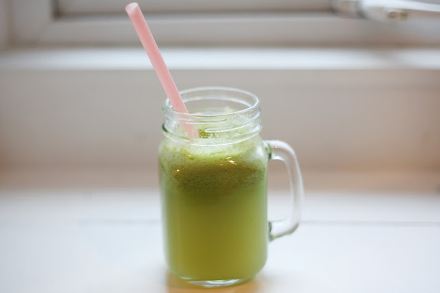 Side Street Style: A Simple Green Juice & why I support ...