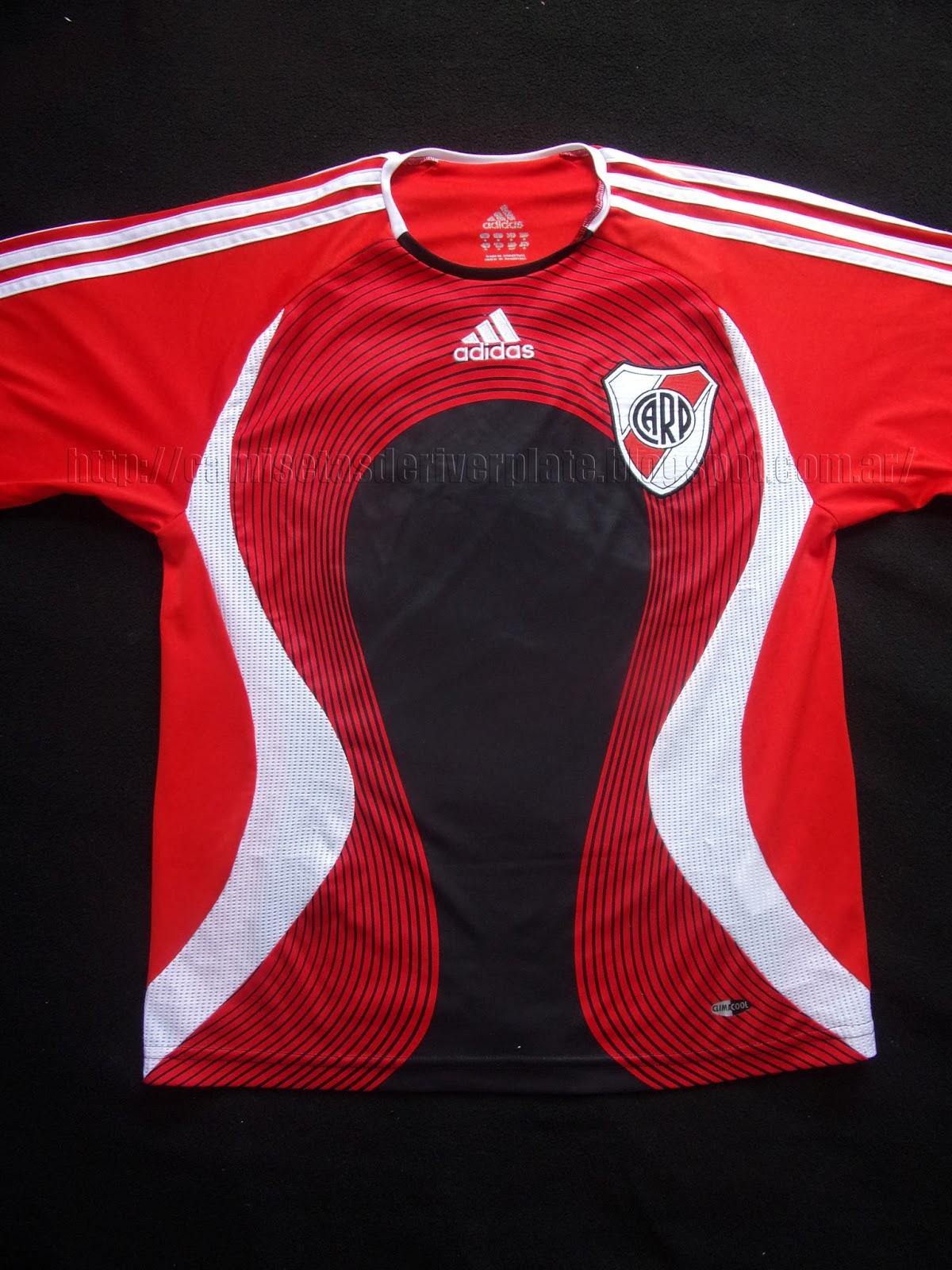 Camisetas de River Plate  Remera Entrenamiento 2006 2007 ee257e2ee6a89