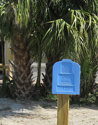 Bird's Yellow House: Testing Uncle Sam's Letter Carriers