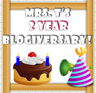 blogiversary giveaway, blogiversary celebration, blog giveaway, manitoba teaching blog