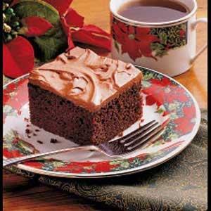 RecipeReview Homemade Chocolate Cake