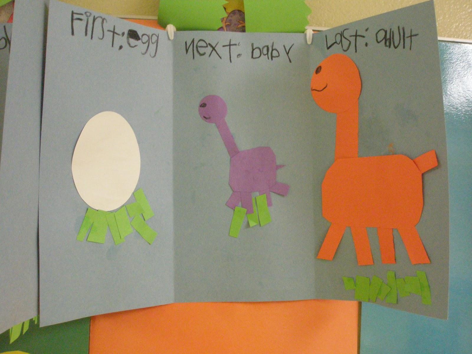 Miss Chamblee S Kinderfriends Dinomyte Dinosaurs