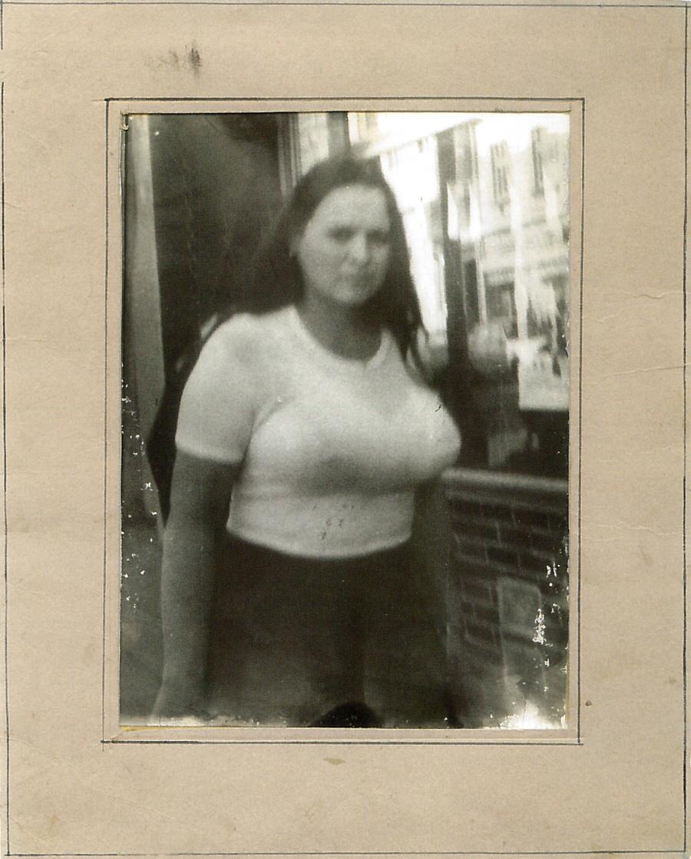 Donna di Kyjov con grandi mammelle