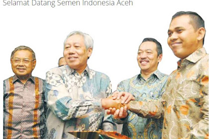 PT.Semen Indonesia Aceh - Pendaftaran Hingga 01 Novemver 2016