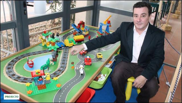 Bruno Neves Tem Sido Convidado Para Apresentar Projecto Em Exposies De Construes Da Marca Brinquedos