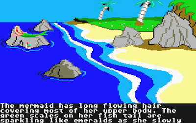 Pantallazo Videojuego King's Quest II Romancing the Throne
