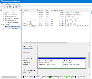 HOW A CREATE A NEW PARTITION ON WINDOWS WITHOUT LOOSING ANY FILE 2