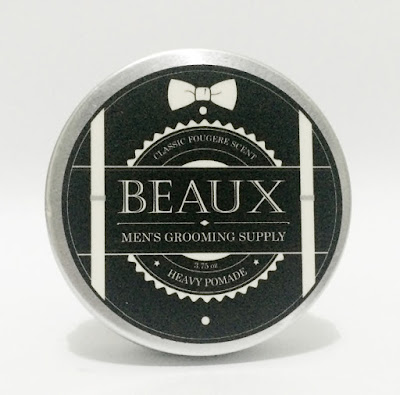 Beaux Heavy Men's Grooming Supply - Home Made Men's Grooming Product
