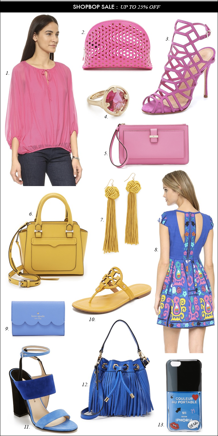 shopbop sale, tory burch sales, spring dresses, pink sandals