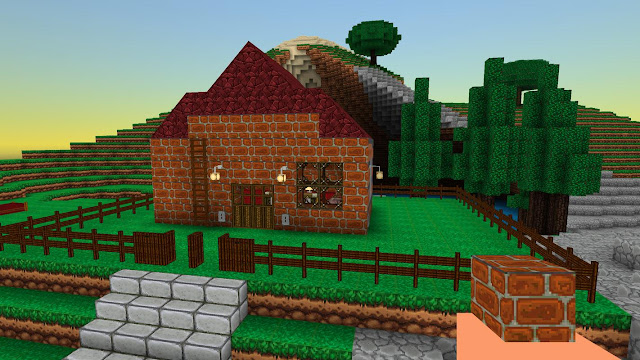 Game BlockBuild: Craft Your Dream World