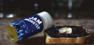 Ulasan Blueberry by Jam Monster
