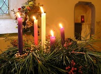 Variations in Form of the Advent Wreath