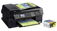 Epson Stylus CX9300F impressora Baixar  Driver Windows, Mac, Linux