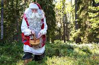 Ecco cosa sta facendo Babbo Natale