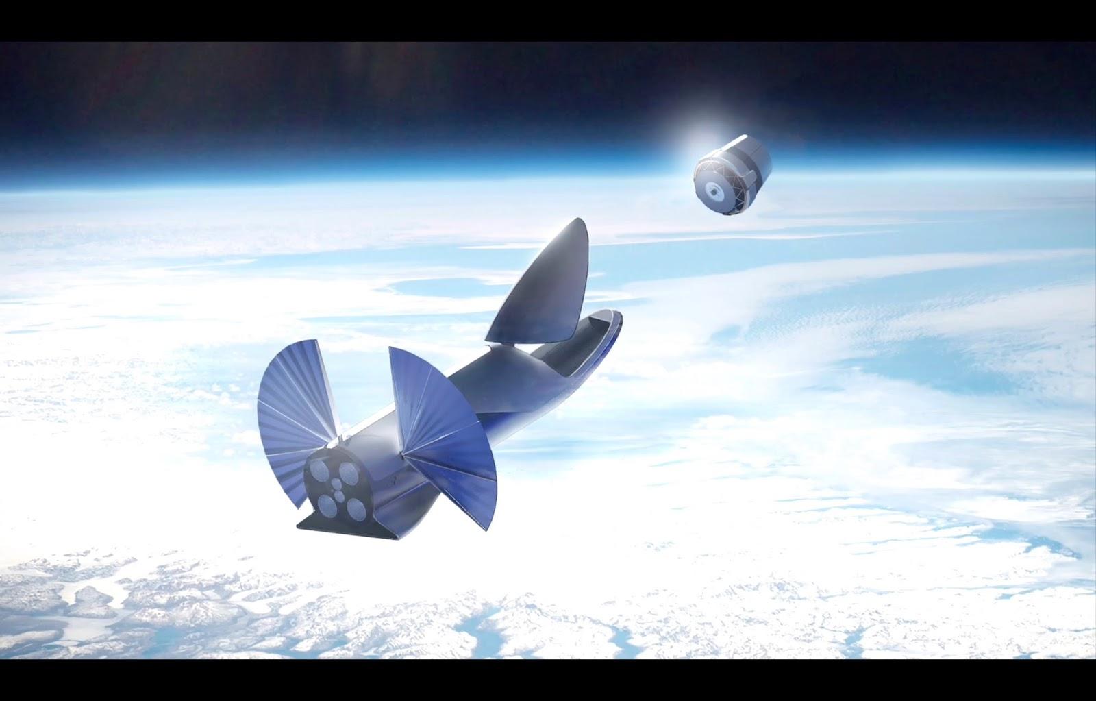 Tough SF: SpaceX SFR: Small Falcon Rocket