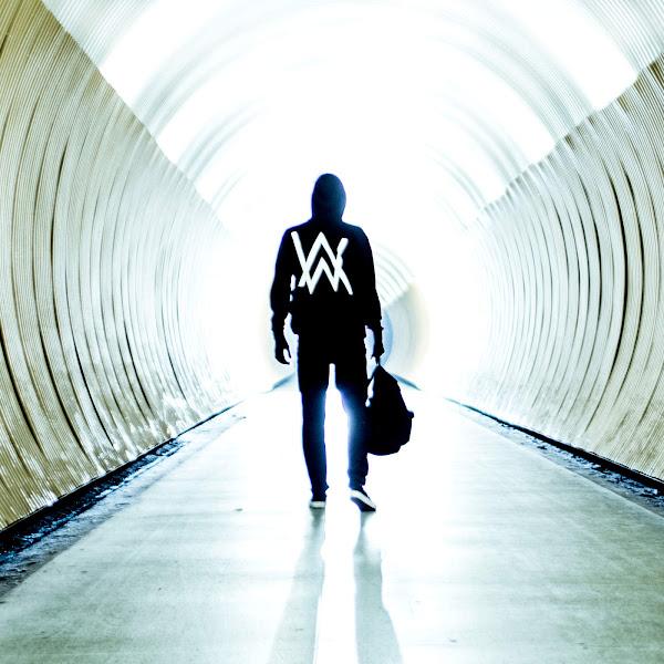 Alan Walker - Faded - Single Cover