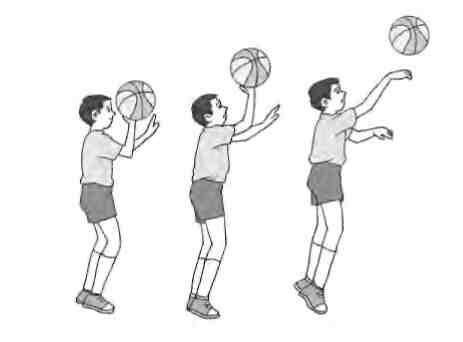 Pengertian Shooting Bola Basket Beserta Cara Melakukannya Bangun Badan
