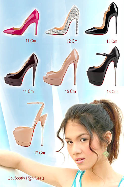 Sepatu Wanita Hak Tinggi