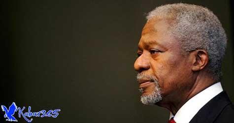 RI Berbelasungkawa atas Meninggalnya Mantan Sekjen PBB, Kofi Annan