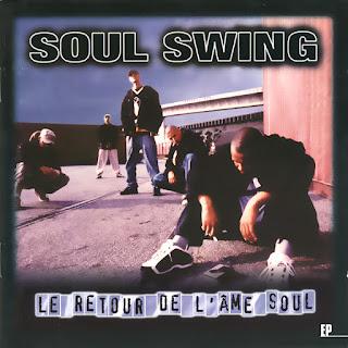 Soul Swing - Le Retour De L'ame Soul (1996) FLAC