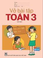 Vở Bài Tập Toán Lớp 3 Tập 1 - Nhiều Tác Giả