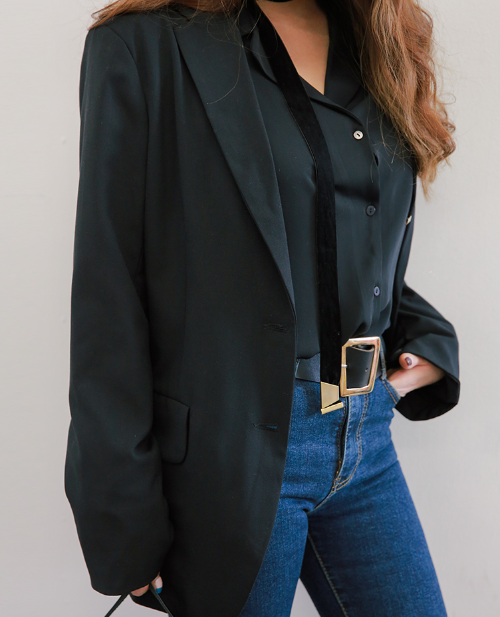 Two Button Front Jacket