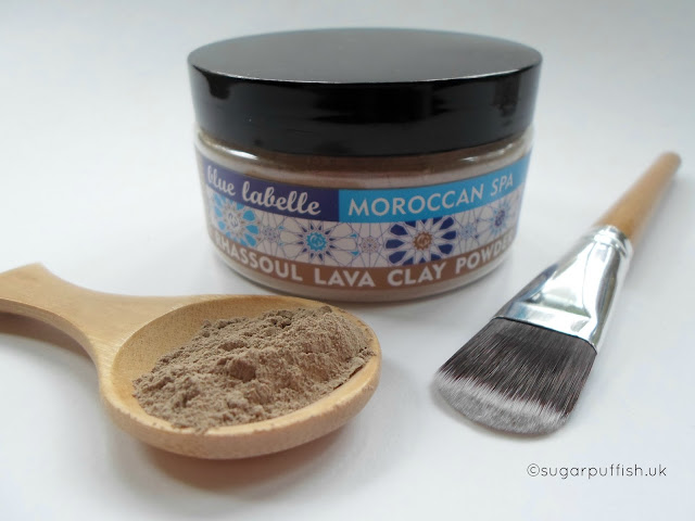 Blue Labelle Rhassoul Clay Powder