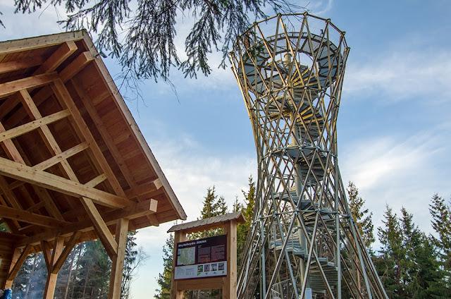 Wieża widokowa Borowa